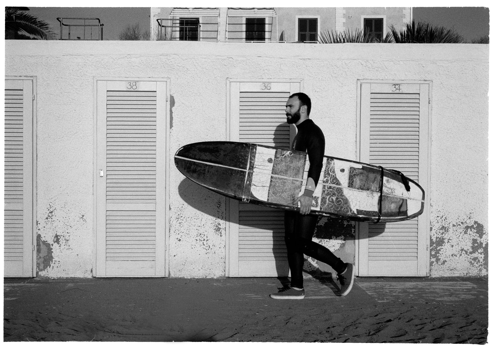 Surfer . Carrara 2015